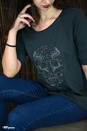 Picture of T-shirt Skull