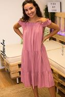 Picture of Vestido ALMA rosa