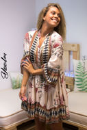 Picture of Vestido ABBY bege