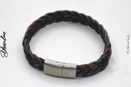 Picture of Pulseira Leather Clip 03