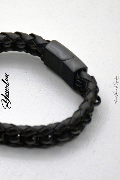 Picture of Pulseira Leather Clip 04